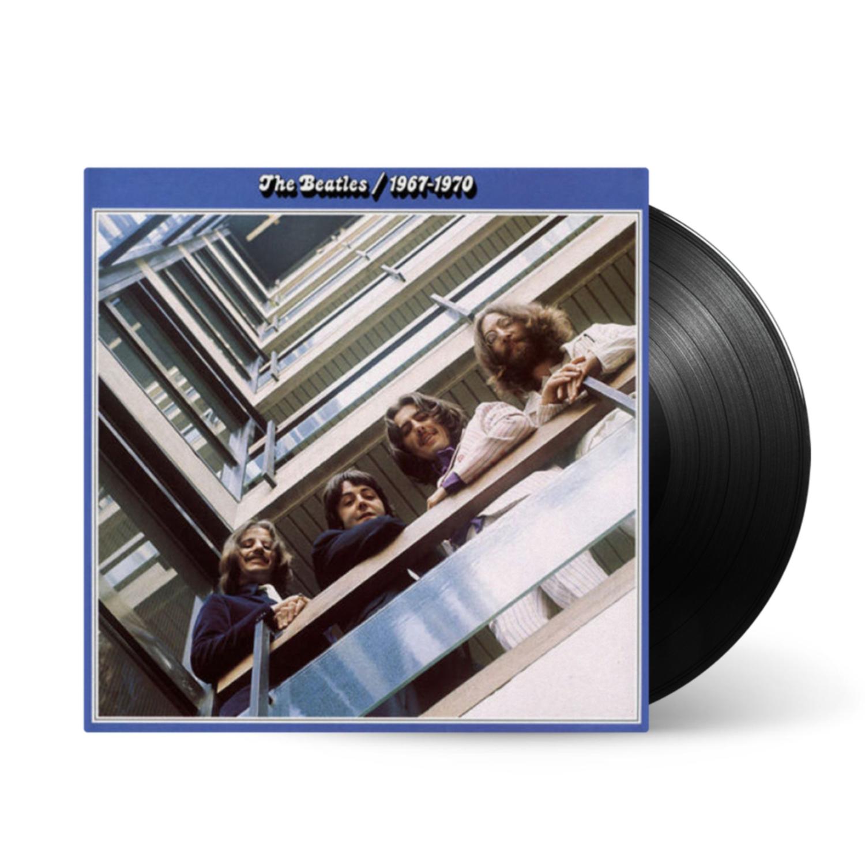 1967-1970 (Blue) Album Vinyl