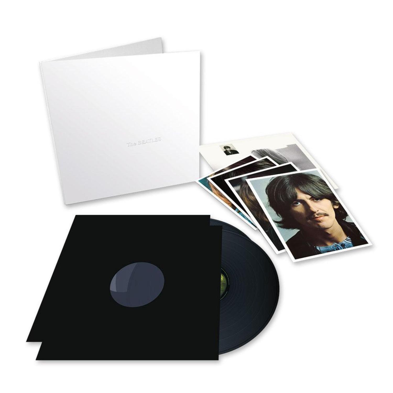 The Beatles (White Album) 2LP