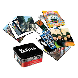 Album Cover 13 Piece Coaster Set