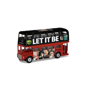 Hornby London Bus - 'Let It Be'