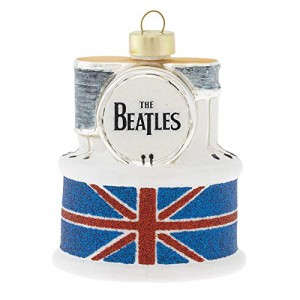 The Beatles Drum Ornament