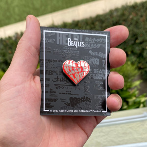 All You Need Is Love Enamel Pin