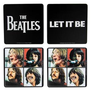 Let It Be Coaster Set