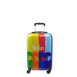 "Striped 21"" Luggage"