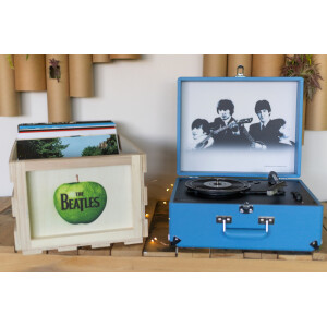 Crosley The Beatles Anthology Portable Turntable