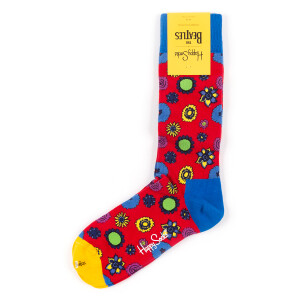 Flower Power Socks Size 10-13