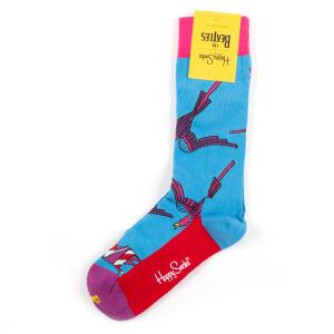 Beatles Love Socks Size 10-13