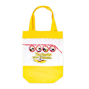 Yellow Submarine Clear Tote