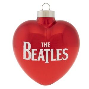Love Me Do Heart Ornament