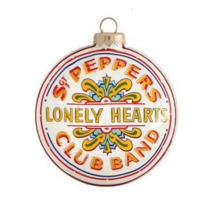 Sgt. Pepper Drum Cover Disc Ornament