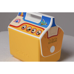 Yellow Submarine Igloo Cooler