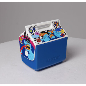 Meanies Igloo Cooler