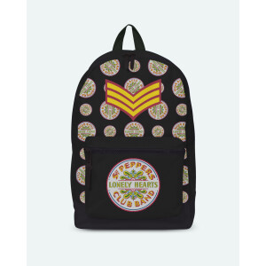 Sgt. Pepper's Lonely Hearts Club Band Patch Classic Backpack