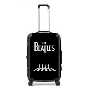 Abbey Road Black & White Medium Luggage