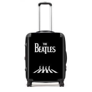 Abbey Road Black & White Large Luggage