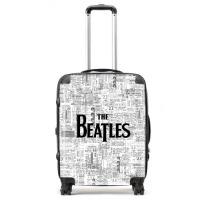 The Beatles Tickets Classic Large Luggage