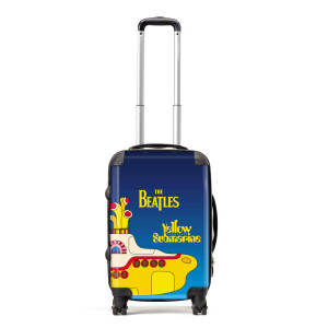 Yellow Submarine Songtrack Blue Carry-on Luggage