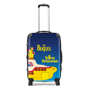 Yellow Submarine Songtrack Blue Medium Luggage