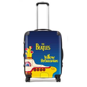 Yellow Submarine Songtrack Blue Large Luggage