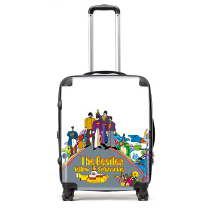 Yellow Submarine Nothing is Real  Characters Large Luggage