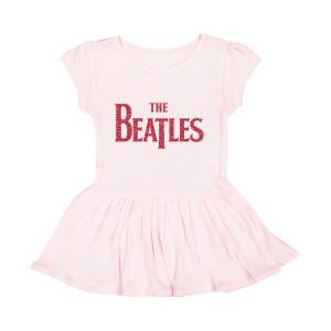 The Beatles Logo Love Songs Toddler Dress