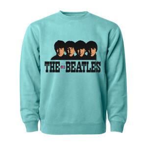 The Beatles Vintage Ticket Mint Crewneck