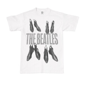 The Beatles Boots T-Shirt