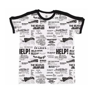The Beatles Iconic Logo Youth T-Shirt
