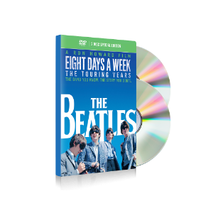 """Eight Days A Week - The Touring Years"" Deluxe 2DVD"