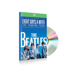 """""""Eight Days A Week - The Touring Years"""" DVD"""