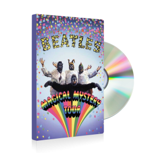 Magical Mystery Tour DVD