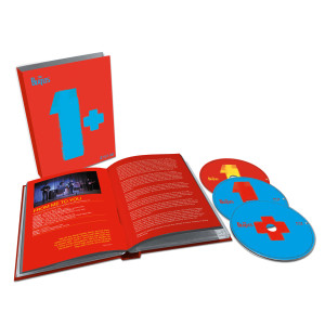 """1+"" CD/2 Blu-ray Combo (Deluxe Limited Edition)"