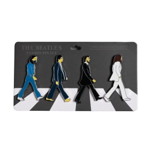 Abbey Road Pin Set