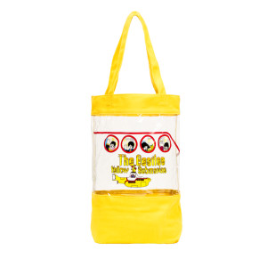 Yellow Submarine Clear Tote Bag