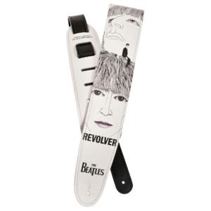 "Revolver 2.5"" Vegan Leather Vinyl D'Addario Guitar Strap"