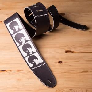 "Silhouette 2.5"" Vinyl D'Addario Guitar Strap"