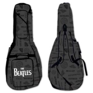 Beatles Logo Bass Guitar Gig Bag