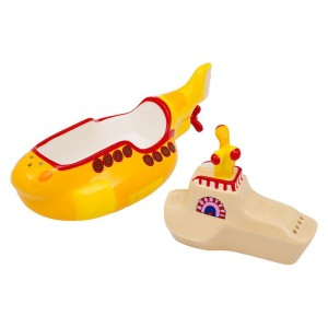 Yellow Submarine Salt & Pepper Set