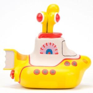 "TITANS: 6.5"" Yellow Submarine Sub"