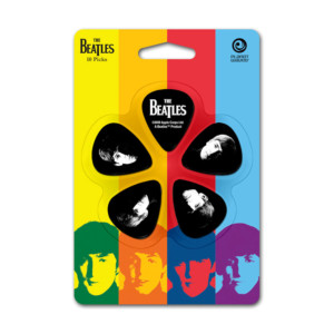 Meet The Beatles D'Addario Pick Pack