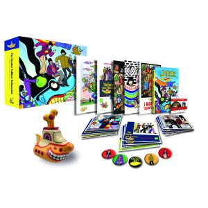 The Beatles Yellow Submarine Limited Edition Box Set
