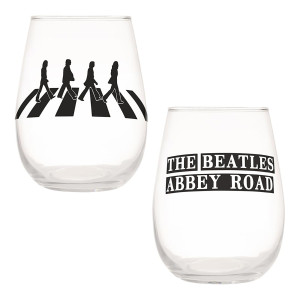 Abbey Road 2 pc. 18 oz. Contour Glass Tumblers