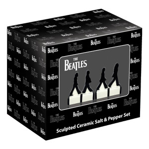 The Beatles Abbey Road Silhouettes Salt & Pepper Set