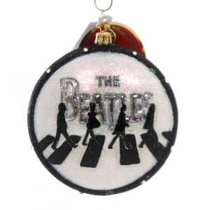 Abbey Road Christmas Ornament