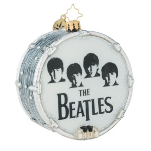 Beat-le Mania Ornament