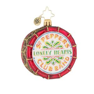 Drum Roll, Please! Gem Ornament