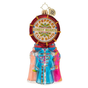 Sgt. Pepper's Band Ornament