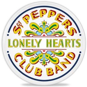 Sgt. Pepper 50th Anniversary Drum Head