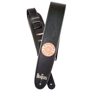 Sgt. Pepper Vegan Leather D'Addario Guitar Strap