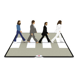 Abbey Road LovePop Card